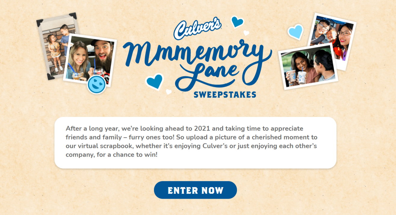 culver's say cheese curds sweepstakes